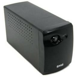 Nobreak SMS 600va bateria nova