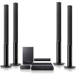 Home theater 3D sony smart ,com youtube, netflix, Bluetooth,som cinema limpido