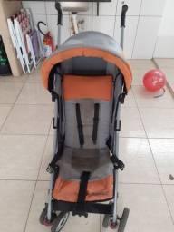 Vendo carrinho passeio de bebê unissex em ótimo estado