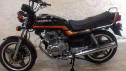 CB 400 II 1983 Raridade