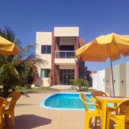 Linda casa de praia 3/4 cond.fechado piscina privativa