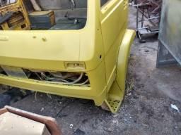 Cabine caminhão VW 13.130, ano 86