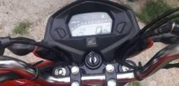 moto da Honda semi nova de 2020