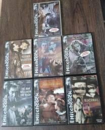 Alfred Hitchcock Coleção 7 DVDs