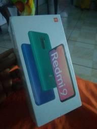 Xiaomi redmi novo lacrado sem uso