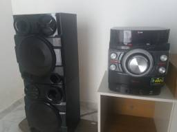 Som LG 1480 mês bluetooth cd
