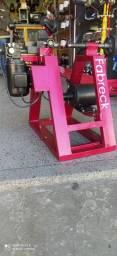 Máquina de retificar cubo de roda