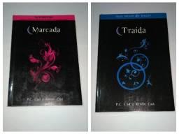 Livros marcada, traída, escolhida./ coleção the house of night