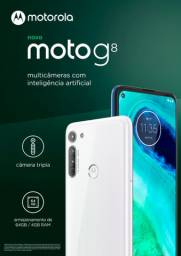 BLACK FRIDAY New MOTO G8 64GB LACRADO