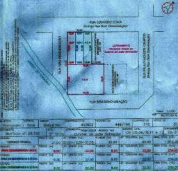 Terreno medindo 8x32m bairro Batel