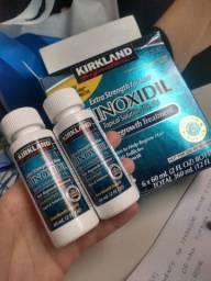 Minoxidil kirkland 5% -Original/ Barba e Calvície Recupere sua Autoestima