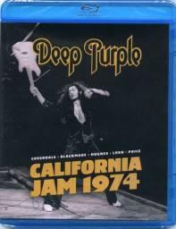 Blu ray Deep Purple - California Jam 1974