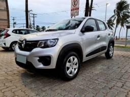 Renault Kwid Zen 2018/2019, Impecável, 17.700km