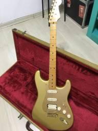 Fender Stratocaster 50th Anniversary Aztec Gold Ltd 2004 Mex