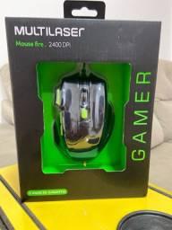 Mouse Gamer Multilaser