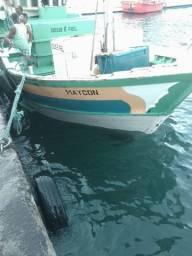 Barco de pesca a venda