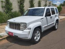 Cherokee Limited 3.7 V6 4X4- Teto solar - Baixo KM - Raridade - 2012