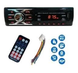 Título do anúncio: Rádio mp3 Bluetooth 6660BN First Option Entrega gratuita