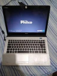 Notebook Philco 4 GB 500 de HD