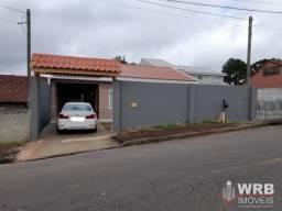 Casa para Venda em Quatro Barras, BORDA DO CAMPO, 2 dormitórios, 1 banheiro, 2 vagas