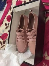 Sapato marca Melissa (novo!)