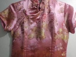 Título do anúncio: Kimono Tradicional Chinês - Fantasia/Cosplay