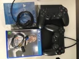 Título do anúncio: PlayStation 4 1tb Slim