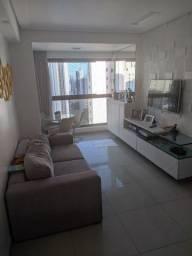 SIM| Apartamento com 03 quartos, 79m², andar alto, R$ 550mil em Boa Viagem