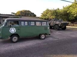 Kombi cliper 96 exército americano