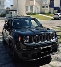Jeep Renegade 1.8 17/17 Flex Aut. Assumir Financiado