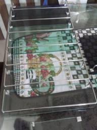 Porta shampoo  de vidro