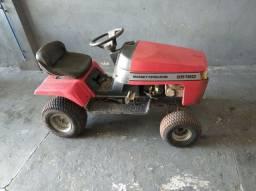 Trator corta grama Massey Ferguson 2512g