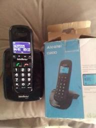 Telefone novo Alcatel residêncial