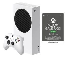Título do anúncio: Console Xbox Séries S 512gb + 3 meses de Game pass ultimate/ Lacrado com NFC/c garantia