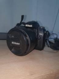 camera profissional nikon D70S