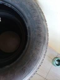 Vendo pneu Bridgestone aro 17 275/65