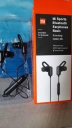 Fone via Bluetooth para esportes e treinos livres/ Mega promoção