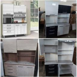 Armário de cozinha grande novo entrega grátis promoção 550