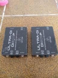 Directbox Behringer ULTRA-DI DI600P