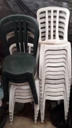 24 cadeiras 10 reais a unidade