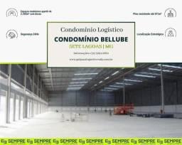 Título do anúncio: Galpão para alugar, 2.302 m² - Barreiro de Cima - Sete Lagoas/MG