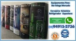 Geladeira 1.990 - Cervejeira 2.790