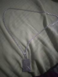 Prata 925 vendo ou troco