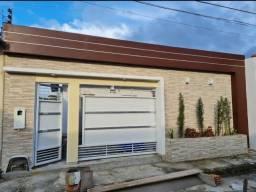 Casa com 2 quartos em  fino acabamento no Nova Cidade atrás do DB