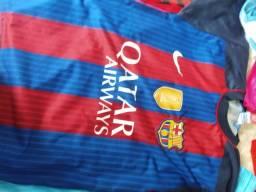 Camisas futebol usadas
