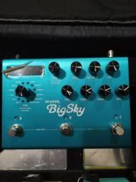 Pedal Reverb Strymon Big Sky