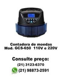 Contadora de moedas no RJ (21) 3123-6370 Mdcnet