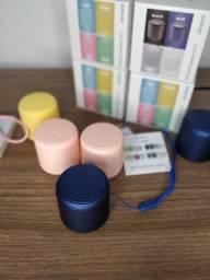 Mini Caixa De Som Inpods Little Fun Macaron