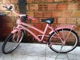 Vendo bicicleta caloi 180 reais