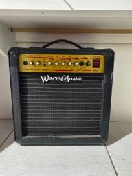Amplificador Para Guitarra Warm Music 108 Dr